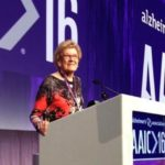 UAMS' Sue Griffin, Ph.D., Honored with Lifetime Achievement Award by Alzheimer's Association